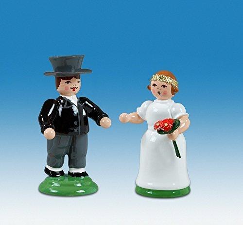 Ellmann Biedermeier Brautpaar Goldene Hochzeit