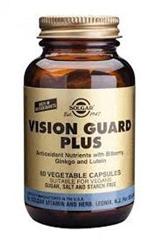 Vision Guard Plus 60 cápsulas de Solgar