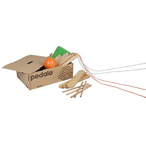 pedalo Teamspiel-Box Zwei I Kooperation I Kommunikation I Teamgeist I Soziale Kompetenzen I Teamwork I BGM