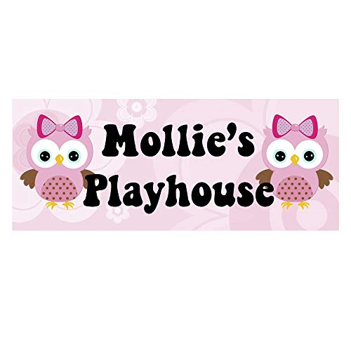 Playhouse Sign Plaque Wendy Hous...