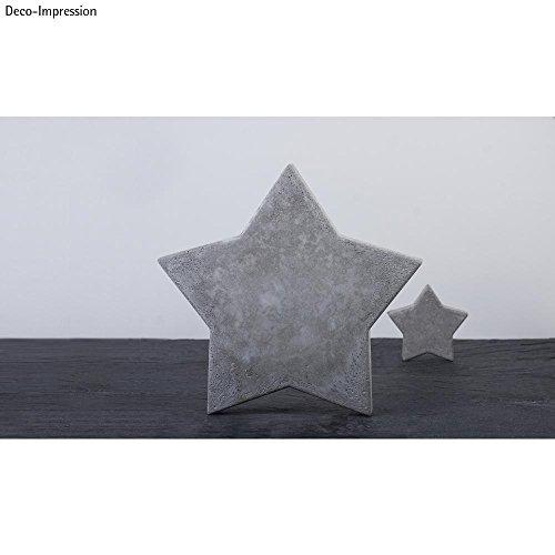 Rayher 36037000 Gießform Stern groß, 28 x 28 cm, Tiefe 4 cm