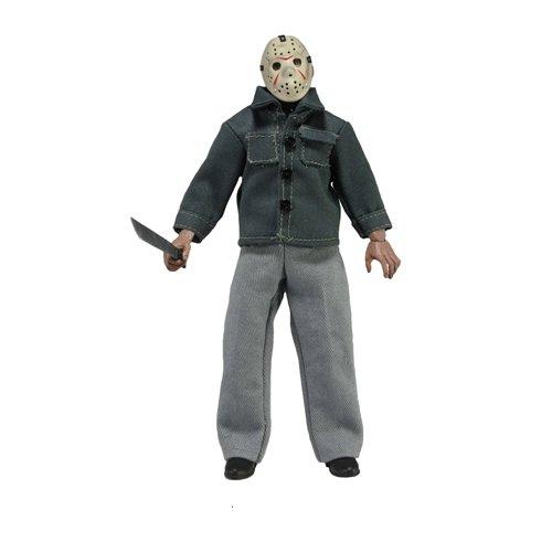 Neca 39761 - Muñeca (39761) - Figura Viernes 13 Jason con ropa (20 cm)