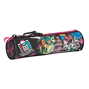 Monster High Estuche portatodo Redondo Draculaura 1600