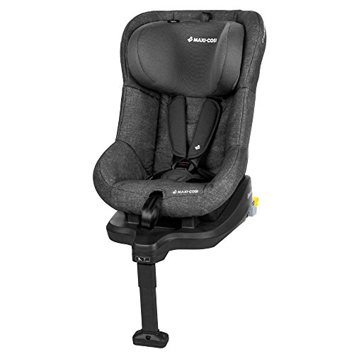 Maxi-Cosi TobiFix Kinderautositz, Gruppe 1 (9-18kg), nomad black