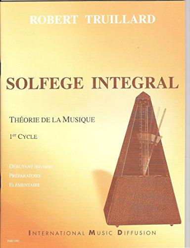 Solfège Intégral - Théorie de la Musique 1er Cy...