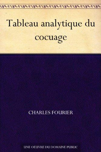 Couverture du livre Tableau analytique du cocuage