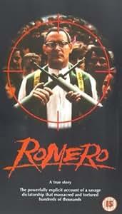 Romero [VHS]