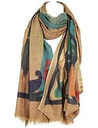 9f5add420aee Amazon.fr   Marco Pascali - Etoles   Echarpes et foulards   Vêtements