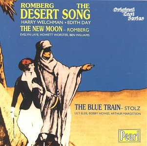 Desert Song/New Moon/Blue Trai [Import anglais]