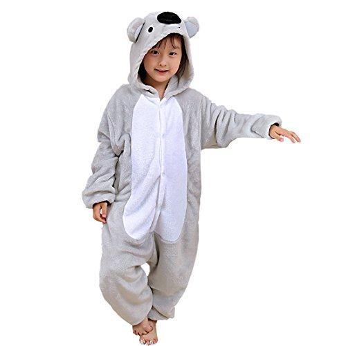 Fett Beleuchtung Kostüm - Cool&D Kinder Schlafanzug Onesie Jumpsuits Pyjama