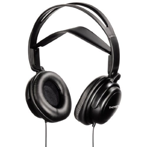 thomson-hed2112bk-senior-tv-kopfhorer-over-ear-getrennte-lautstarkeregelung-kabellange-5-m