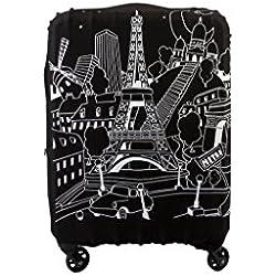 Salvador Bachiller - Funda Universal Paris Compl Viaj Lgz07 Negro S