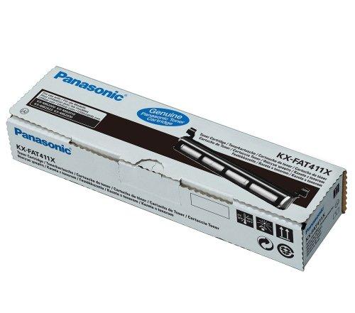 Panasonic KX-FAT411X Tonerkartusche Kapazität 2000 Seiten für KX-MB2030
