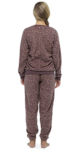 Foxbury - Ensemble de pyjama - Femme Marron
