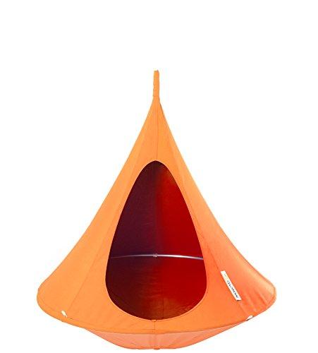 Cacoon BM3 Bonsai Hängesessel für Kinder, Mango-Orange