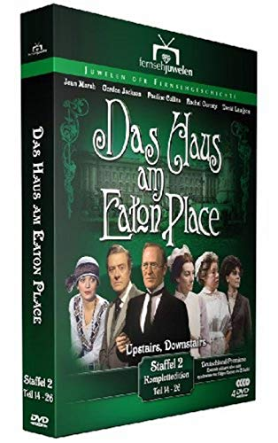 Das Haus am Eaton Place - Staffel 2 Komplettedition: Teil 14-26 [4 DVDs] (2 Eaton Place)