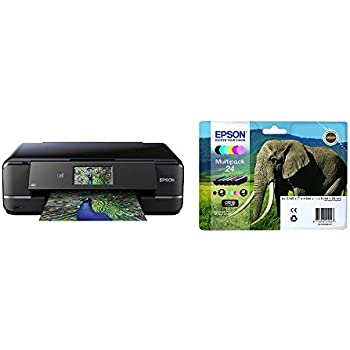Epson Expression Photo XP-960 Print/Scan/Copy Wi-Fi Printer