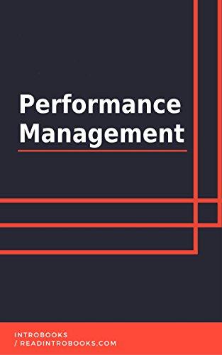 Performance Management by [IntroBooks]