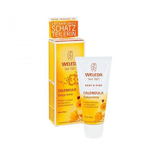 Preisvergleich Produktbild Weleda Calendula Babycreme classic 75 ml