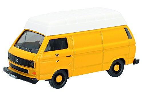 schuco-452614700-h0-volkswagen-camionnette-t3-deutsche-post