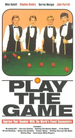 Snooker - Play the Game [VHS]