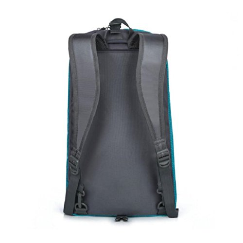 Z&N Backpack 20-30L KapazitäT Mehrzweckverformung BeiläUfiger Im Freiensportrucksack Laptoptasche Unisexschulstudententasche Kann Schulter Crossbody GepäCkbeutel A