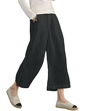 Ecupper pantaloni casual da do