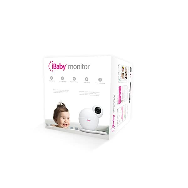 Ibaby M6S 1080P Video WiFi Baby Monitor (3rd Generation with Air Quality Detection), Baby Monitor Camera with Temperature/Humidity Sensor, Night Vision, Sound & Motion Alert, 2 Way Audio iBaby 1080P HD Quality: Enjoy sharp 1080p live video and save those important moments with free cloud storage; Multi-Users Camera: You can invite your family, your friends to use this camera to watch as a master, you can set and limit some functions to them for your privacy; Night Vision: 1080p HD camera, 360 degree Pan/ 70 degree Tilt wide-angle lens, and automatic night vision to watch each angel of your baby room or your house; 7