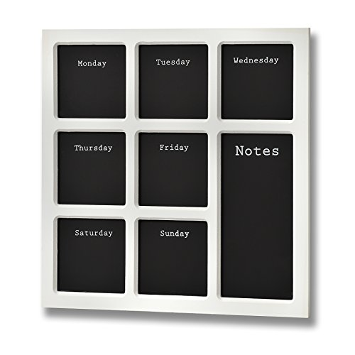 hill-interiors-weekly-memo-chalkboard-one-size-black-white