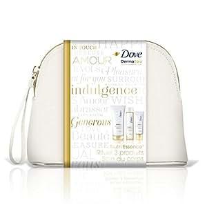 DOVE Coffret Cadeau Dermaspa Trousse Nutri Essence3 pour Femme