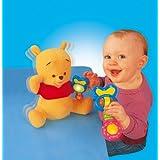 Mattel - Winnie the Pooh 94922-0 - Magischer Rasselspa Winnie Pooh