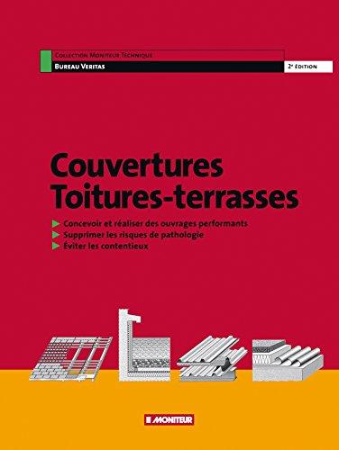 Couvertures, toitures-terrasses, 2e édition