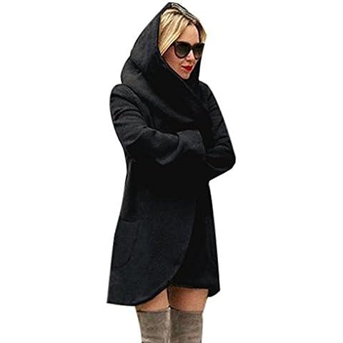 Fortan Cappotto del rivestimento delle donne di modo lungo sottile