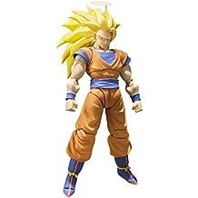 Bandai Tamashii Nations S.H. Figuarts Dragon Ball Z Super Saiyan 3hijo Goku figura de acción