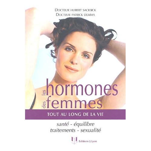Les hormones des femmes : Tout au long de la vie