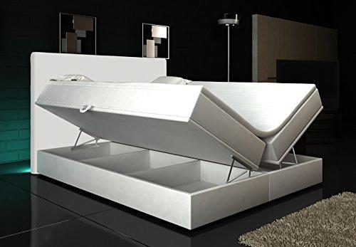 Wohnen-Luxus Boxspringbett 200 x 200 Rio  im Test