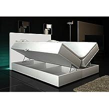 suchergebnis auf f r polsterbett 160x200 mit. Black Bedroom Furniture Sets. Home Design Ideas