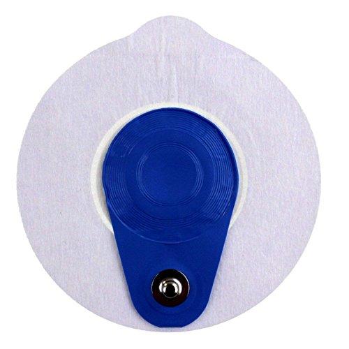 Ambu Blue Sensor (Ambu 1866 Blue Sensor VL Klebeelektroden durchmesser 25 Stück, 68 mm)