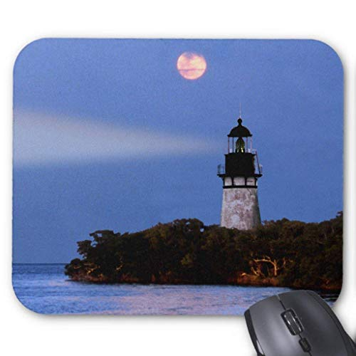 Wristband Beacon Point Mouse Pad Computer Accessories Anti-Friction 18X22 - Damen Beacon