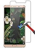 NT-EU Schutzglas für HTC Desire 510, Panzer Display-Schutz, Glas-Folie, Ultra-Klar Sicht, Panzerfolie mit 9H-Härte, bruchsichere Handy-Glasfolie für Smartphone