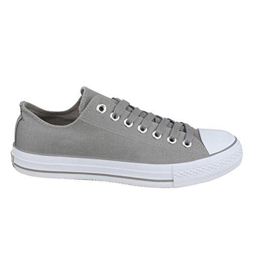 Elna Sneaker Donna Grau