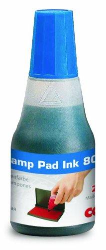 Colop 801 Stempelkissen hochwertige Tinte auf Wasserbasis 25 ml blau