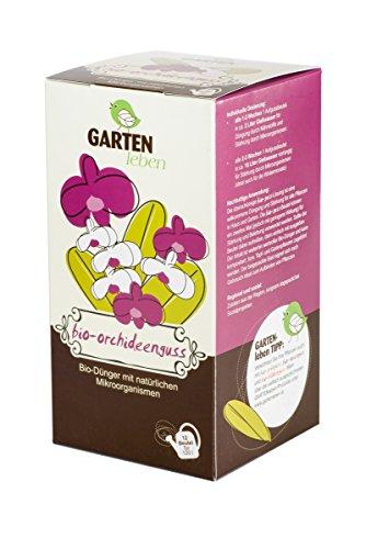 Bio Orchideendünger - Tee für Pflanzen - Pflanze Tee