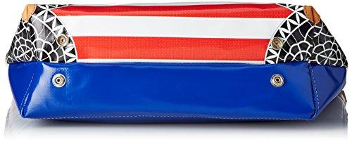 GABS - Gabsille, Borsa con Maniglia Donna Multicolore (Mehrfarbig (P0010))