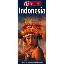 Carte routière : Indonesia (en anglais)