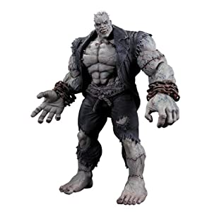 DC Collectibles Batman Arkham City Solomon Grundy Deluxe Action Figure 8