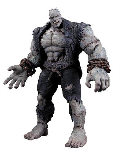 DC Collectibles Batman Arkham City Solomon Grundy Deluxe Action Figure 1