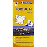 Portugal Norte (Michelin Regional Maps)