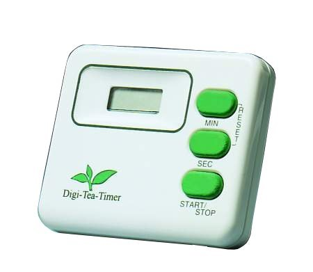 Digital-Tea-Timer weiß