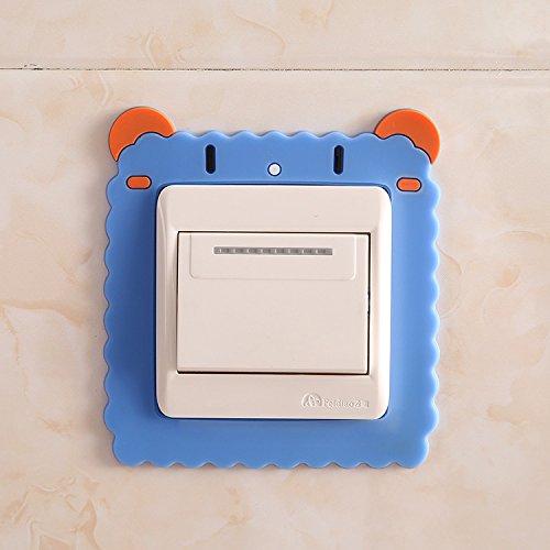 Schalter - Schalter home Wohnzimmer eingerichtete Suite Schlafzimmer personalisierte Nacht Lichtschalter Aufkleber Ärmel, kleine Entwicklung